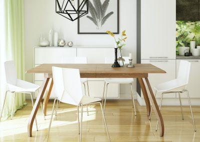 jadalnia-ze-stołem-Vos-rend-Swarzedz-Home